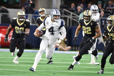 Surging Dallas Cowboys benefit from rest after win over New Orleans Saints
