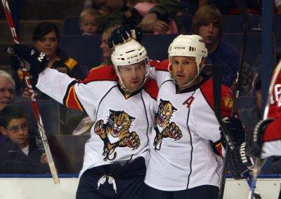 NHL: Florida 6, Buffalo 2