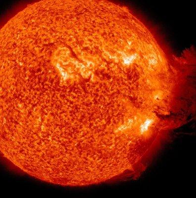 NASA: No risk of 'killer' solar flares