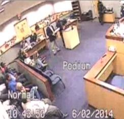 WATCH: Florida judge and lawyer get into courtroom fistfight
