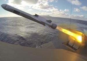 Norways Kongsberg to demo missile for U.S. Navy