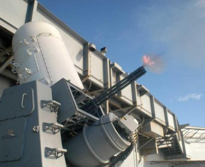 Raytheon supplying Japan with Phalanx upgrade kits