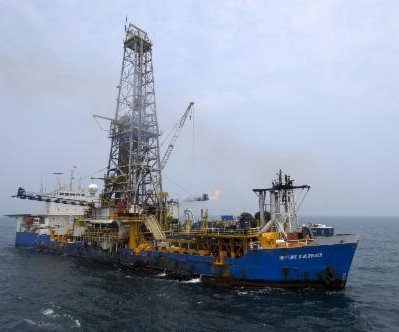 Gazprom eyes first deepwater well in Vietnam
