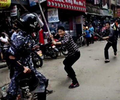 Nepalese police shoot and kill five protesters of draft constitution