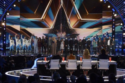 Arielle Baril, Siro-A impress on 'America's Got Talent'