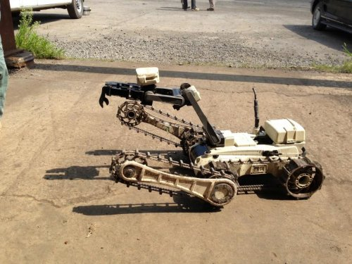 DRS Technologies, Roboteam partner for Army program