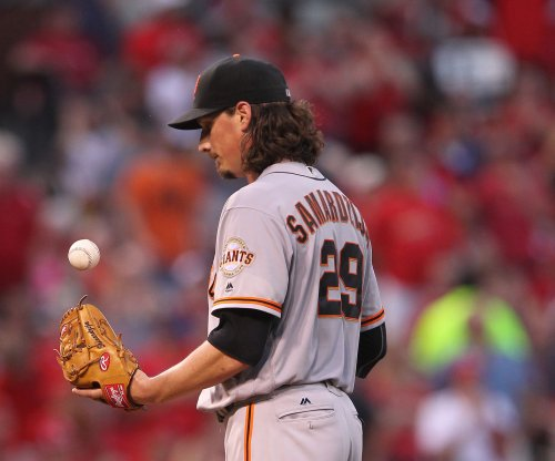 St. Louis Cardinals stun San Francisco Giants, Jeff Samardzija with HR barrage