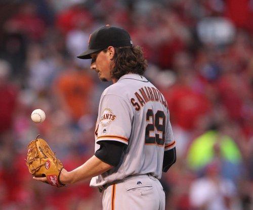 St. Louis Cardinals stun San Francisco Giants, Jeff Samardzija with HR barrage