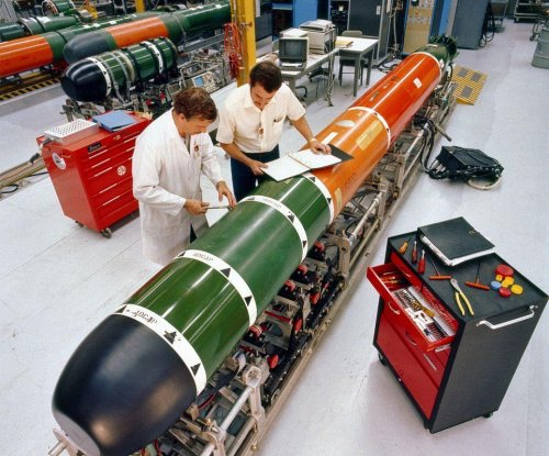 SAIC wins Navy torpedo work