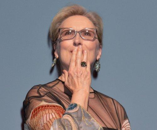Meryl Streep to receive the Golden Globes' highest honor