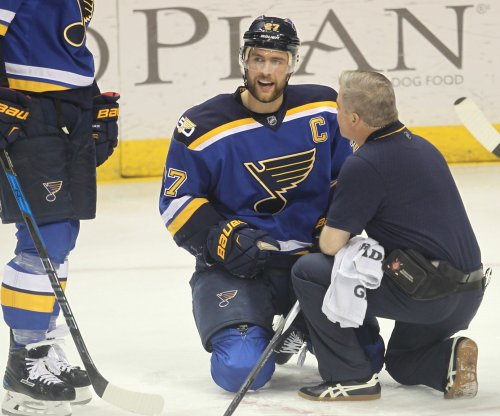 St. Louis Blues win third straight with two third-period goals