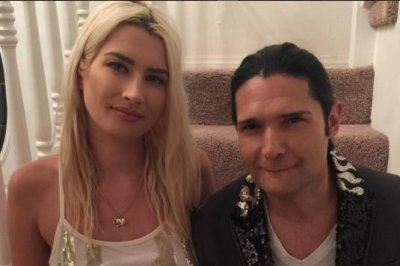 Corey Feldman marries Courtney Anne in Las Vegas