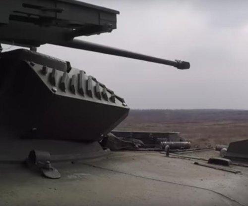Ukroboronprom test fires Shkval, Stilet weapons