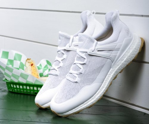 adidas selling cheese-inspired shoes for 2017 Masters