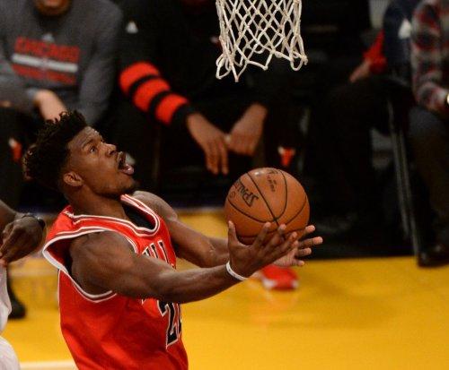 Jimmy Butler's late surge helps Chicago Bulls edge Atlanta Hawks