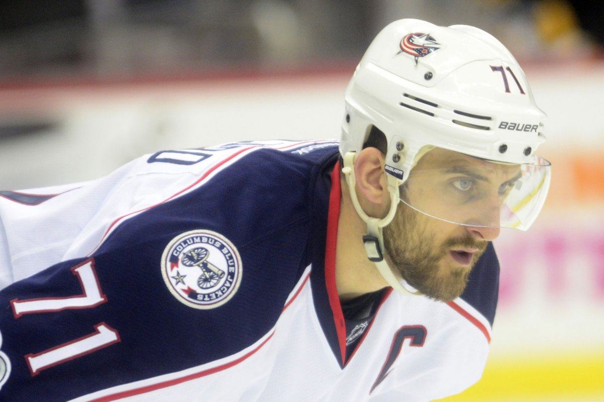 Columbus Blue Jackets captain Nick Foligno out for Game 5 against ...
