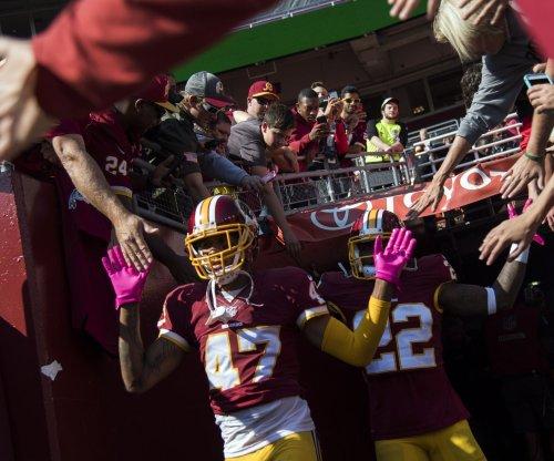 Quinton Dunbar: Washington Redskins sign CB to contract extension