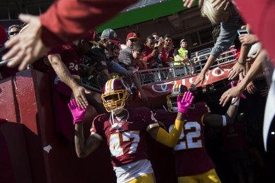 Quinton Dunbar: Washington Redskins sign CB to contract extension