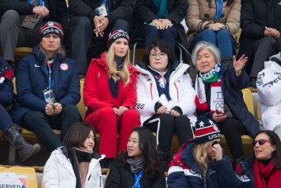 Ivanka Trump may greet North Korean official at Pyeongchang closing ceremony