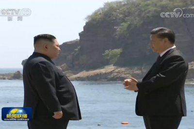 North Korea: Kim Jong Un 'reunites' with Xi for second summit