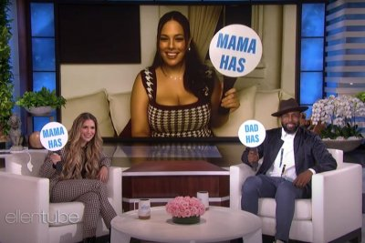 Ashley Graham plays parenting 'Never Have I Ever' with tWitch, Allison Holker