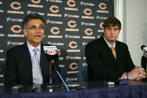 Bears fire GM Jerry Angelo
