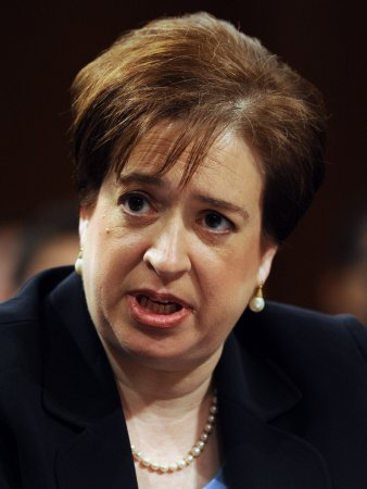 Kagan: 'Don't ask, don't tell' is unjust