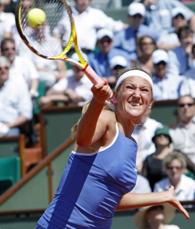Azarenka through to Andalucia quarters