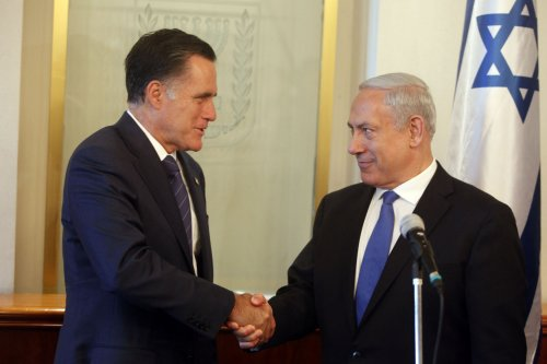 Commentary: Romney's war cry
