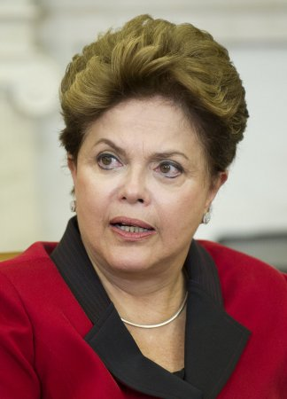 Brazilian President defends World Cup spending