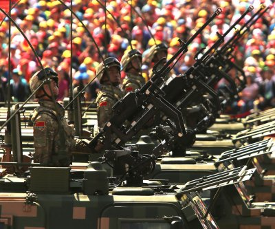 China's Victory Day parade stirs national pride, leadership vows of peace