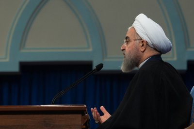 Iran's Rouhani: Economy still tied too much to oil