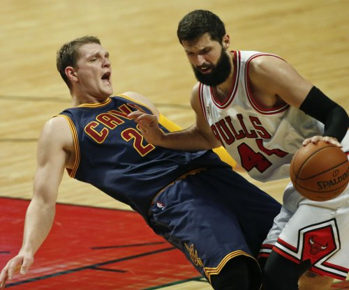 Cleveland Cavaliers considering trade of Timofey Mozgov