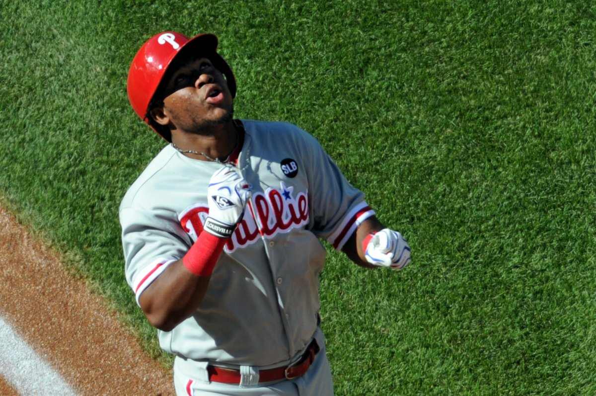Maikel Franco Home Run