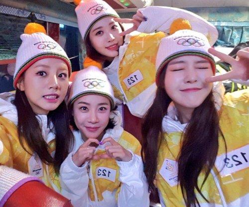 Girls Day, Mamamoo, Suzy serve as Olympic torchbearers