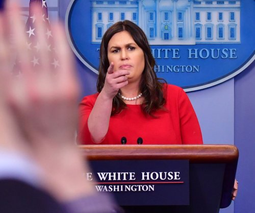 Watch live: Sarah Sanders gives press briefing
