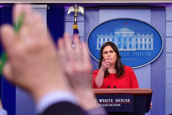 Watch live: Sarah Huckabee Sanders gives White House briefing - UPI.com