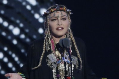 Madonna announces intimate 'Madame X' concert series