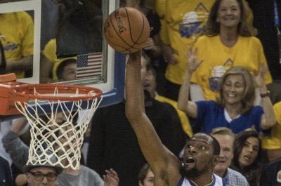 NBA Finals: Warriors clear Kevin Durant to practice