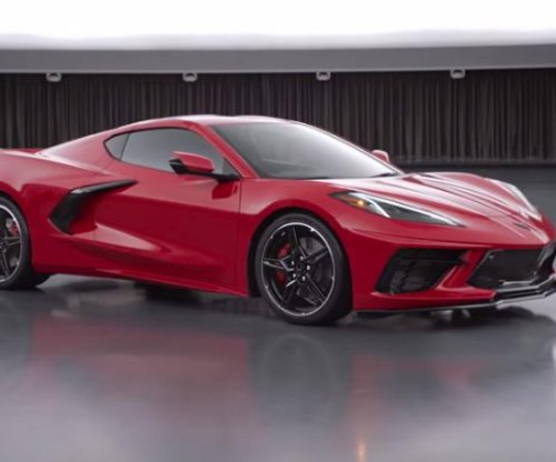 Chevrolet unveils first-ever Corvette with mid-body engine