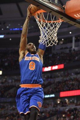 Knicks' J.R. Smith voted Sixth Man Award