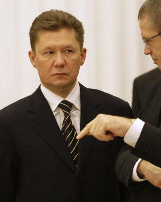 Gazprom to raise bills for Ukraine