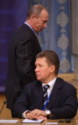 Gazprom: Europe our top priority