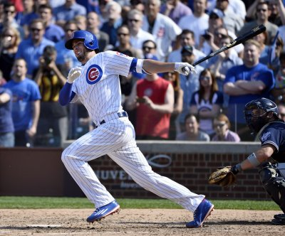 Bryant's homers spark Chicago Cubs to holiday win over Miami Marlins