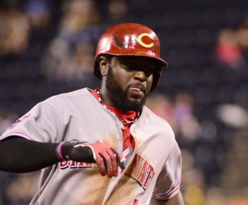 Brandon Phillips homers twice as Cincinnati Reds rout Pittsburgh Pirates