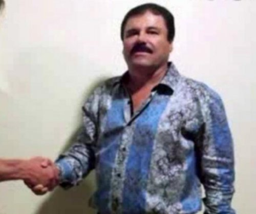 Sales of shirt worn by 'El Chapo' spike after pictures