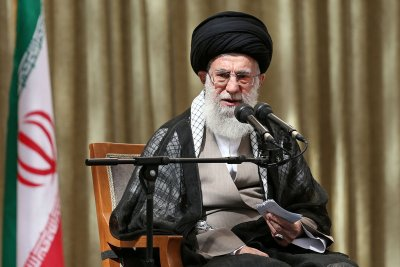 Khameini: Iran's future needs missiles; treasonous to only suggest dialogue