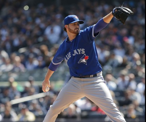 Drew Hutchison helps Toronto Blue Jays defeat Oakland Athletics