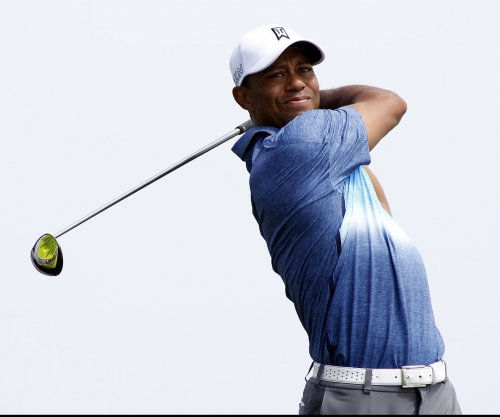 Tiger Woods registers for U.S. Open