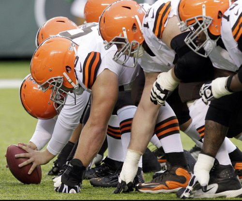 Cleveland Browns' patchwork offensive line chief among issues